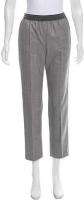 Agnona Wool Mid-Rise Pants w/ Tags
