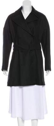 Alaia Trench Double-Breasted Coat W/ Tags