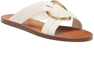 Chloé Crossover Ring Sandal