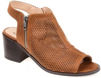 Journee Collection Tibella Women's High Heel Ankle Boots