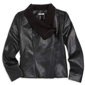 Splendid Girl's Full-Zip Jacket