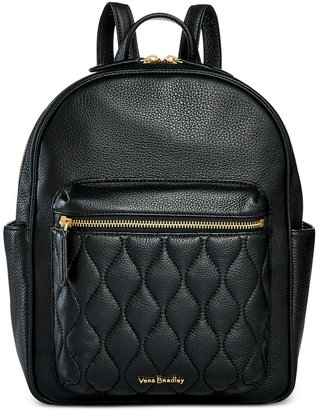 Vera Bradley Leighton Backpack $268 thestylecure.com