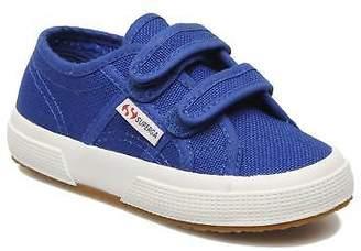 Superga Kids's 2750 J E Trainers in Blue