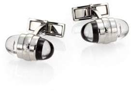 Montblanc Men's Floating Stars Cuff Links - Brass/Platinum