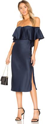 House of Harlow x REVOLVE Newton Dress $198 thestylecure.com