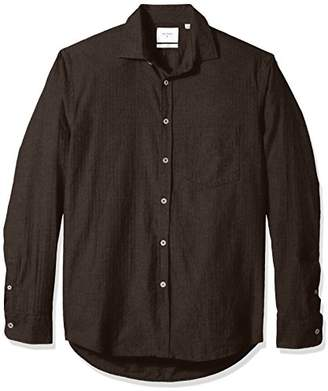 Billy Reid Men's Standard Fit Button Down John T-Shirt