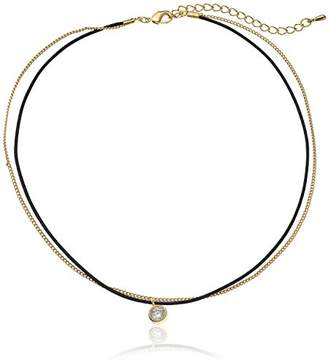 Jules Smith Designs Merci Choker Necklace