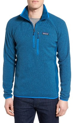 Men's Patagonia Performance Pullover $119 thestylecure.com
