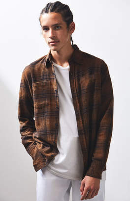 Lira Carlyle Plaid Flannel Shirt