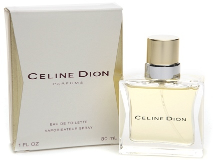 Celine Dion Eau de Toilette Spray