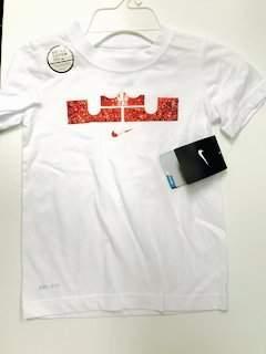 Nike Bassket.com Boys Tshirts 4