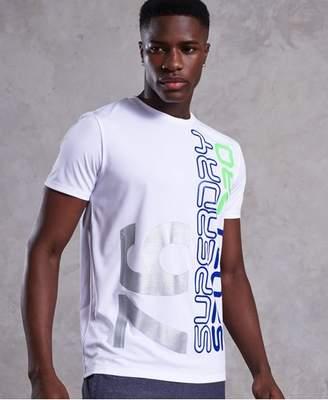 Superdry Sport Splice Tech T-Shirt