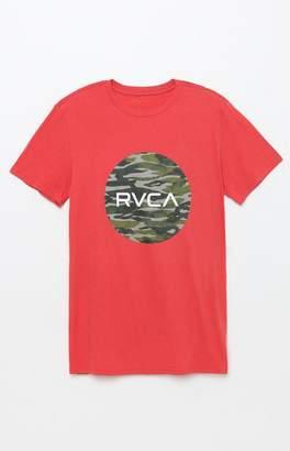 RVCA Water Camo Motors T-Shirt