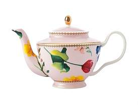 Maxwell & Williams Teas & C'S Contessa Teapot With Infuser 500Ml Rose