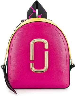 Marc Jacobs colourblock backpack
