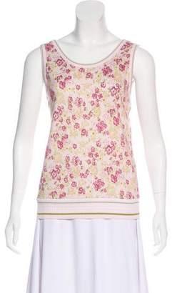 Dolce & Gabbana Knit Sleeveless Top