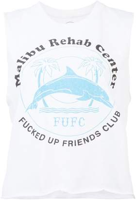 Local Authority Rehab Center tank top