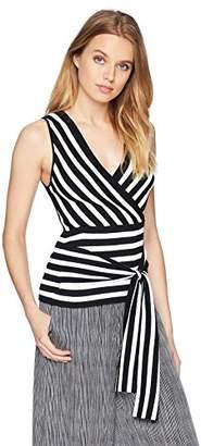 Parker Women's Winifred Sleeveless Striped Knit Top