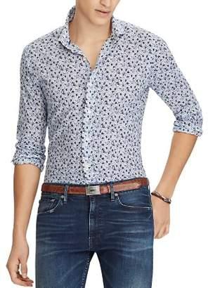 Polo Ralph Lauren Floral Print Classic Fit Sport Shirt