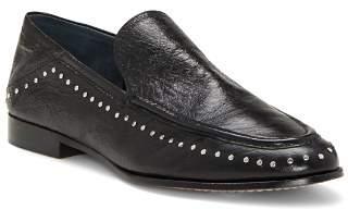 Vince Camuto Women's Jendeya Studded Leather Loafer