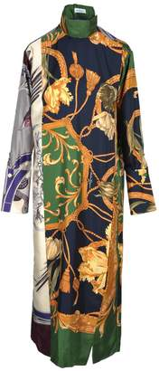 Salvatore Ferragamo Dress Long Sleeve