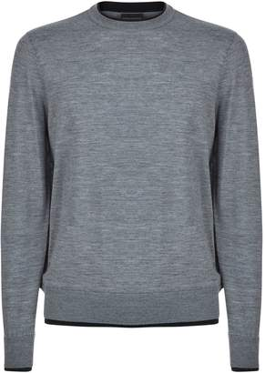 Emporio Armani Block Colour Sweater