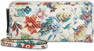 INC International Concepts I.N.C Quiin Zip-Around Wristlet, Created for Macy's