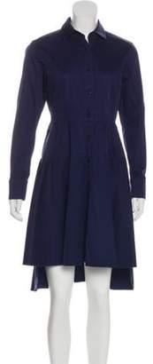 Palmer Harding palmer//harding Long Sleeve Knee-Length Dress Navy palmer//harding Long Sleeve Knee-Length Dress