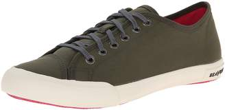 SeaVees Women's 08/61 Army Issue Low Nylon Fashion Sneaker