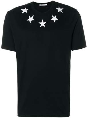 Givenchy stars short-sleeve T-shirt