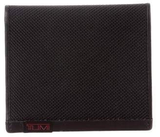 Tumi Leather-Trimmed Bifold Wallet