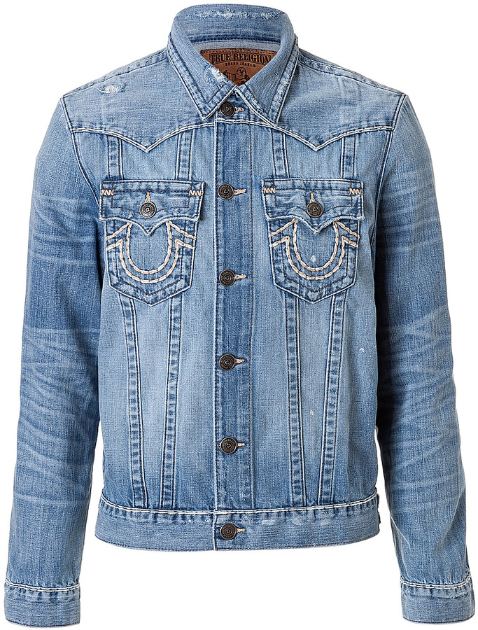 True Religion Jean Jacket