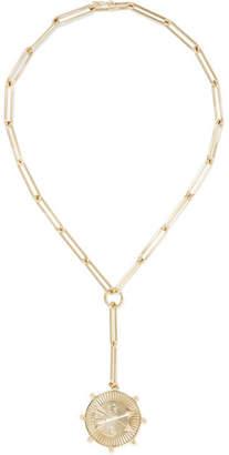 Foundrae - Passion 18-karat Gold Diamond Necklace