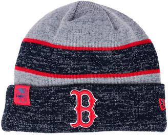 New Era Boston Red Sox On Field Sport Knit Hat