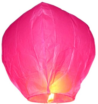 Lumabase LumaBase 4-pc. Sky Lantern Set - Outdoor