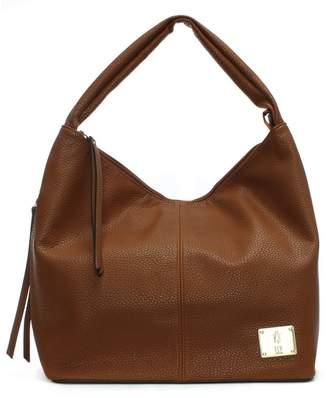 Fly London Zana Camel Slouchy Hobo Bag