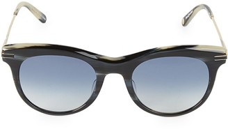 Garrett Leight California Optical Andalusia 49MM Cateye Sunglasses