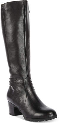 Jambu Chai Water-Resistant Wide-Calf Tall Boots Women's Shoes $169 thestylecure.com