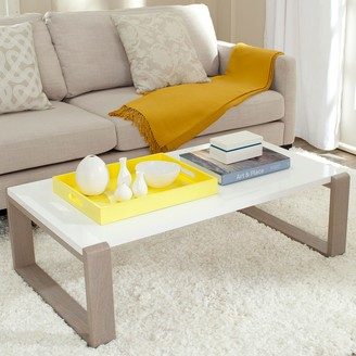 Safavieh Bartholomew Lacquer Coffee Table