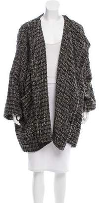 eskandar Tweed Wool Jacket