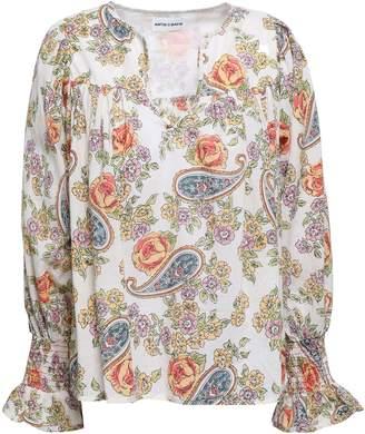 Antik Batik Vika Printed Cotton Blouse