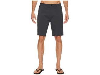 Quiksilver Transit Twill Amphibian 20 Short Men's Shorts