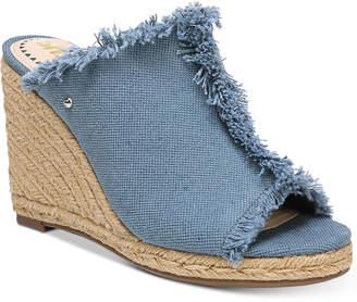 Sam Edelman Baker Espadrille Wedge Sandals