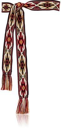 Women's Upton Cotton-Blend Belt