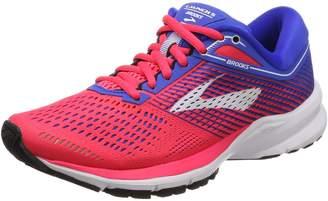 Brooks Women's Launch 5 Running Shoe (BRK-120266 1B 40781B0 10 NAY/COR/PUR)