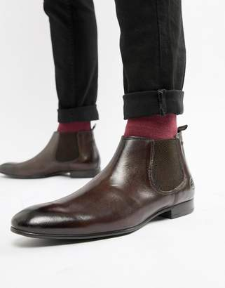 Base London Croft chelsea boots in brown