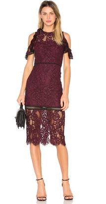 Alexis Evie Dress $497 thestylecure.com