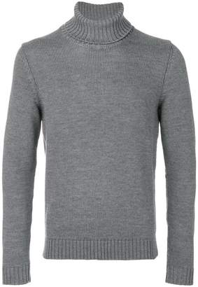 Zanone roll-neck jumper