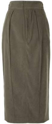 G.V.G.V. high waisted midi skirt