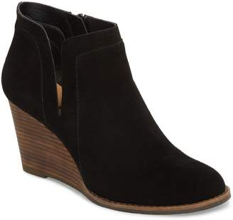 Lucky Brand Yabba Wedge Bootie